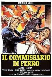 Il commissario di ferro(1978) Poster - Movie Forum, Cast, Reviews