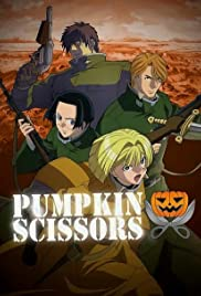 Pumpkin Scissors Poster