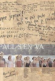 Paul s'en va Poster