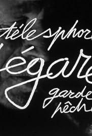 Télesphore Légaré, garde-pêche Poster