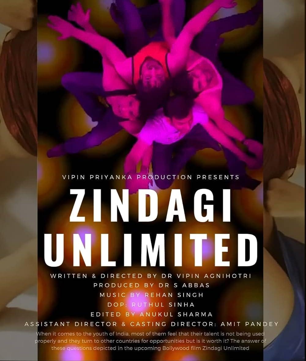 Zindagi Unlimited 2021 Hindi Movie 480p MX HDRip 332MB Download