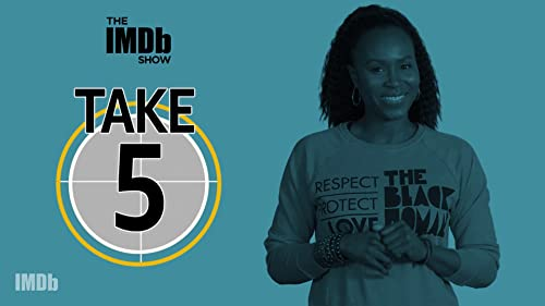 """Take Five With """"GLOW"""" Star Sydelle Noel"""