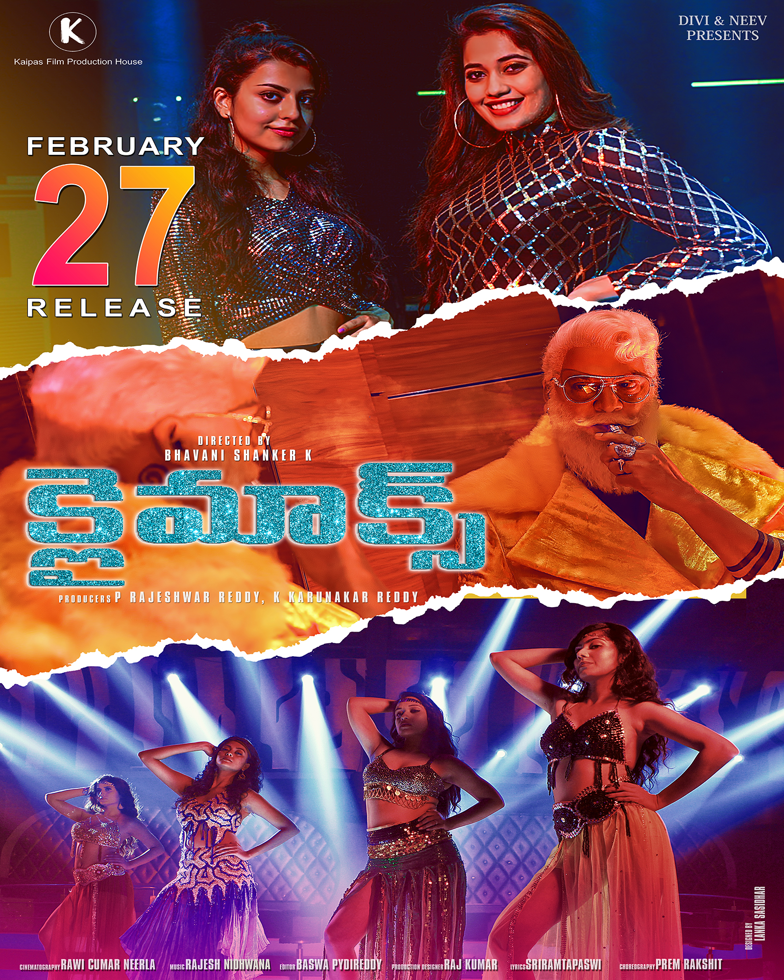 Climax 2021 Telugu 720p HDRip ESub 800MB Download