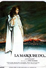 The Marquise of O Poster