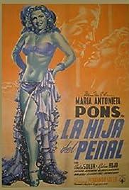 La hija del penal Poster