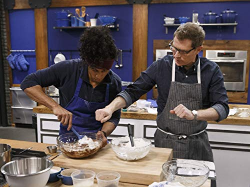 Bobby Flay and Adrian Read in A Little Goes a Long Way (2019)