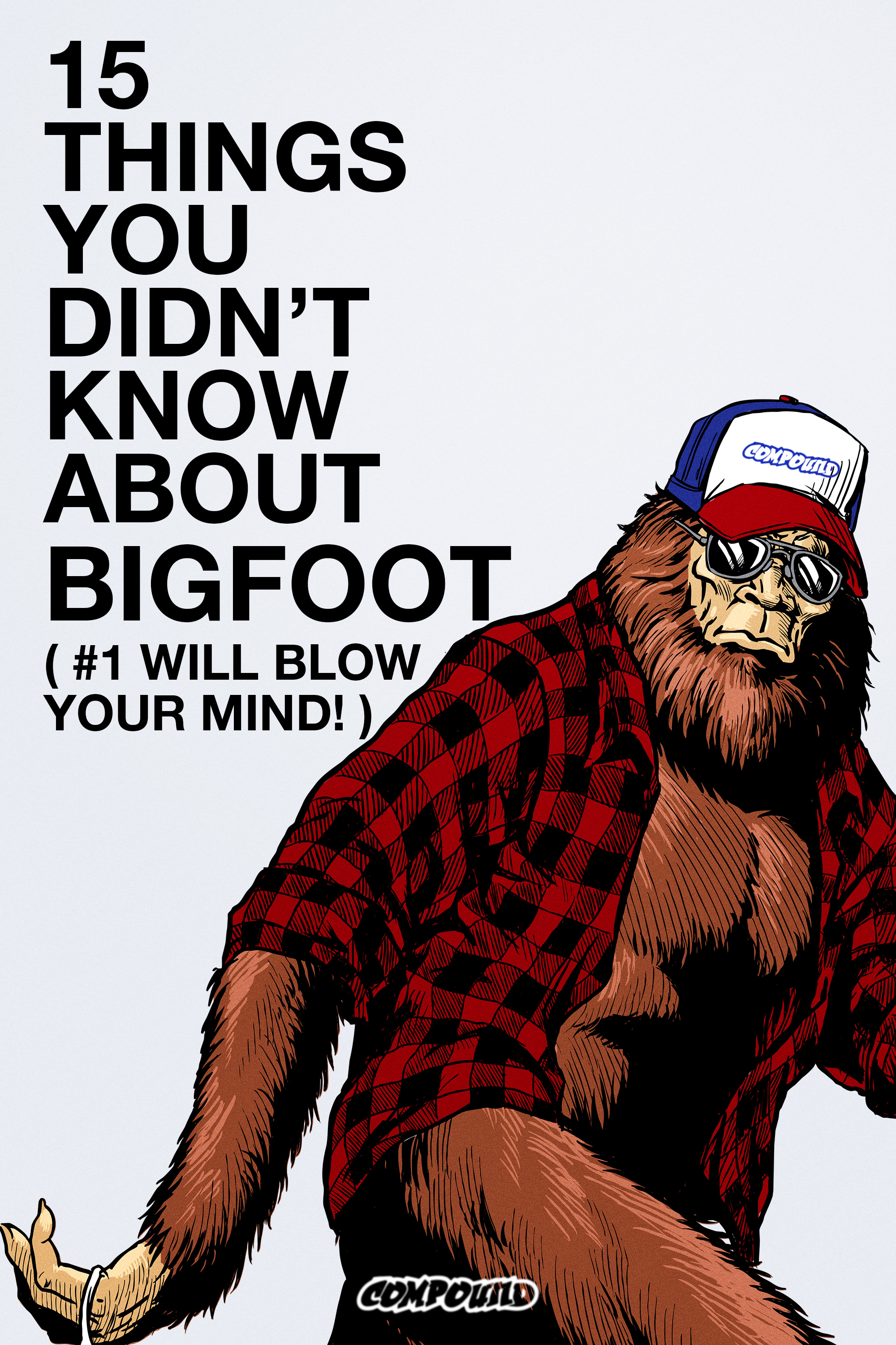 The VICE Guide to Bigfoot