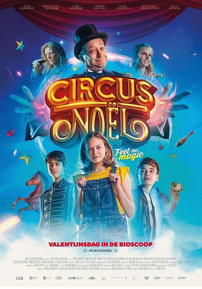 Image De Noel 2019.Circus Noël 2019