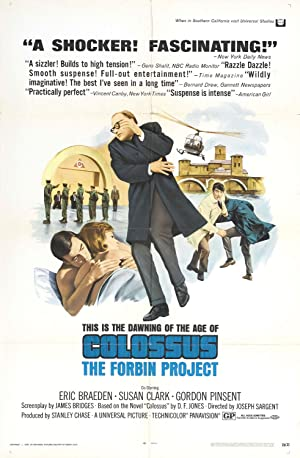 Colossus: The Forbin Project Poster Image