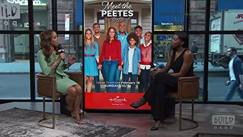 """BUILD: How Holly Robinson Peete Convinced Her Family To Create """"Meet The Peetes"""""""