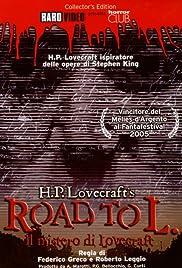 Il mistero di Lovecraft - Road to L. Poster