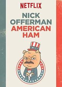 Brrip movies downloads Nick Offerman: American Ham [1280p]