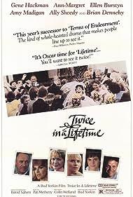Ann-Margret, Gene Hackman, Ally Sheedy, Ellen Burstyn, Brian Dennehy, and Amy Madigan in Twice in a Lifetime (1985)