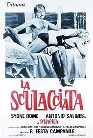 Sydne Rome and Antonio Salines in La sculacciata (1974)