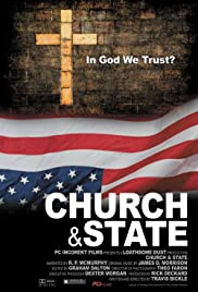 Booking Church and State Poster
