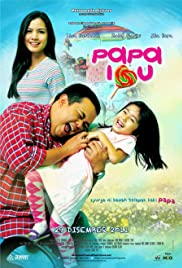 Papa I Love You Poster