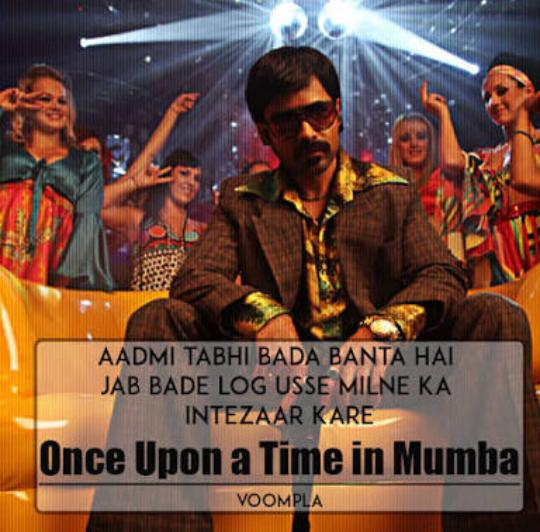 Once Upon a Time in Mumbaai (2010) - Photo Gallery - IMDb