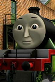 Henry the Happy Sturdy Engine Poster