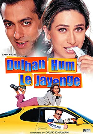 David Dhawan Dulhan Hum Le Jayenge Movie