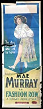 Fashion Row (1923) Poster