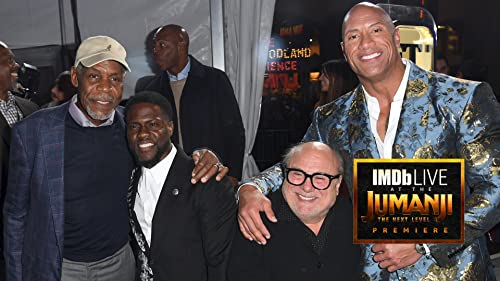 Best of IMDb LIVE at the 'Jumanji: The Next Level' Premiere