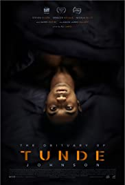 The Obituary of Tunde Johnson Poster