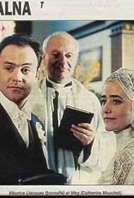 Jacques Bonnaffé and Catherine Mouchet in Jalna (1994)