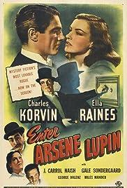 Enter Arsene Lupin Poster
