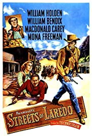 Streets of Laredo (1949) Poster - Movie Forum, Cast, Reviews
