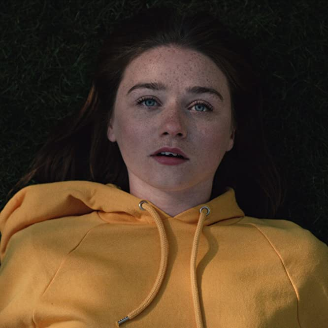 Jessica Barden in The End of the F***ing World (2017)