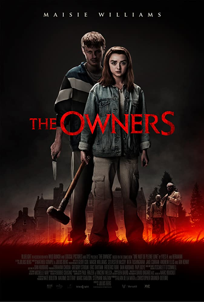The Owners 2020 Dual Audio Hindi 300MB HDRip 480p Free Download