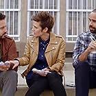 Ahmed Bharoocha, Zeke Nicholson, and Cameron Esposito in Take My Wife (2016)