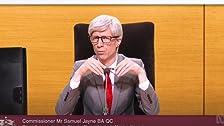 Comisión Real en el discurso inaugural de Fraser Anning