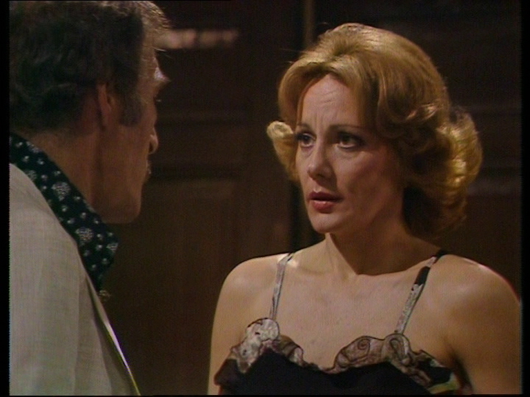 Betty Arvaniti and Neil McCarthy in Who Pays the Ferryman? (1977)