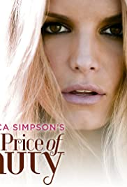 Jessica Simpson: The Price of Beauty Poster