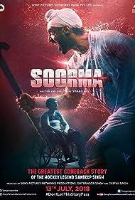 Diljit Dosanjh in Soorma (2018)