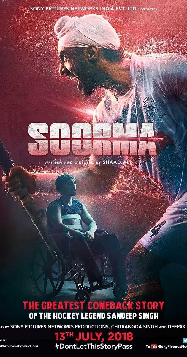Subtitle of Soorma