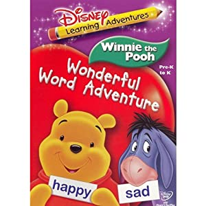 Movie 4 free watch Winnie the Pooh: Wonderful Word Adventure [mkv]
