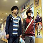 Ryûnosuke Kamiki and Takeru Satoh in Bakuman (2015)