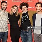 'The Adulterers' premiere, Sundance Film Festival 2018.