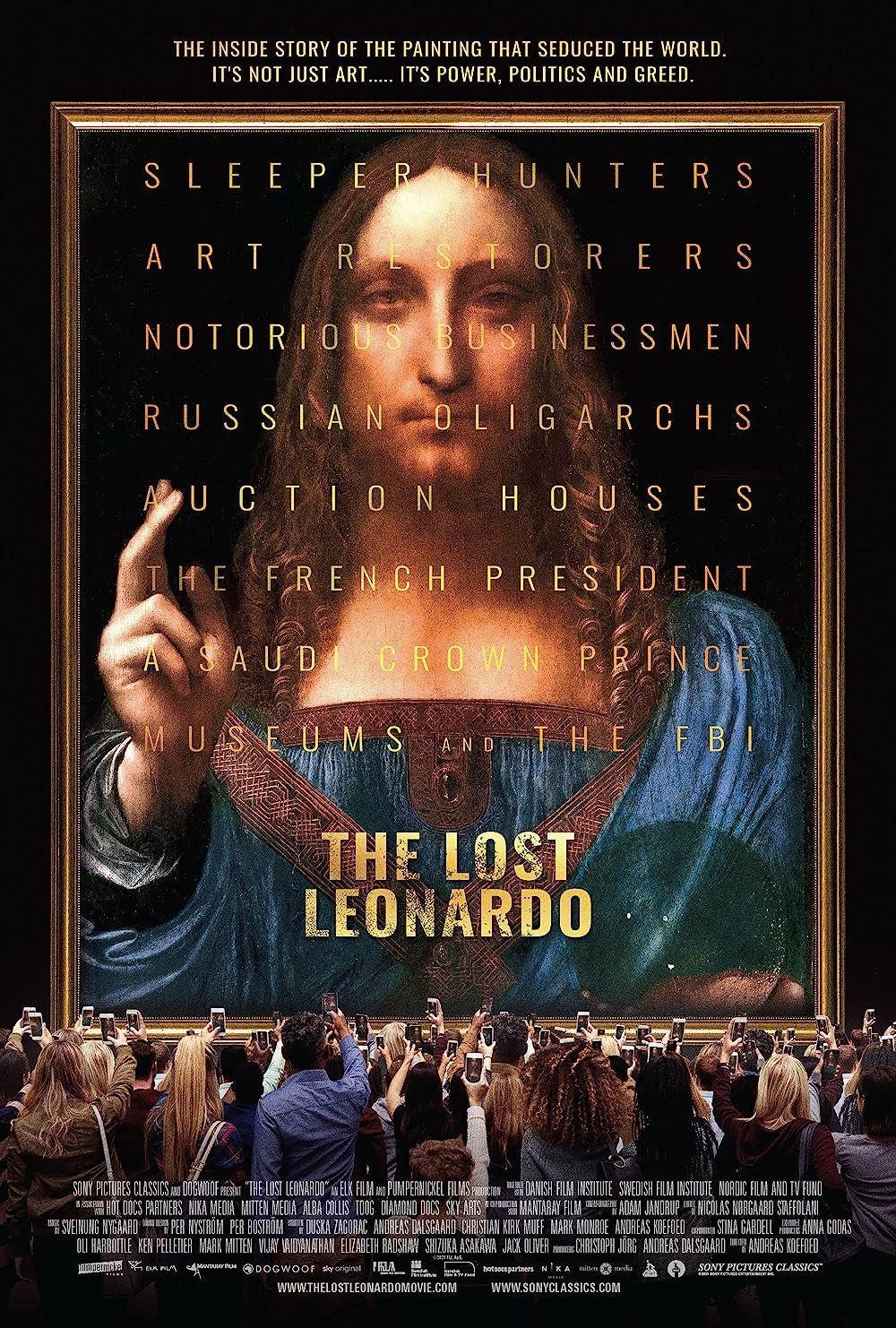 Download Filme The Lost Leonardo Qualidade Hd