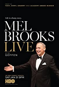 Dvd downloads free movie Mel Brooks Live at the Geffen by [320p]