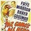 Carmen Miranda, Phil Baker, James Ellison, Alice Faye, etc.
