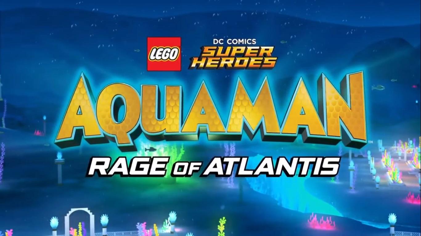 Image result for LEGO DC Comics Super Heroes Aquaman - Rage Of Atlantis