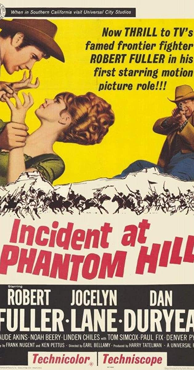 Subtitle of Incident at Phantom Hill
