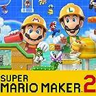 Charles Martinet, Lani Minella, and Samantha Kelly in Super Mario Maker 2 (2019)