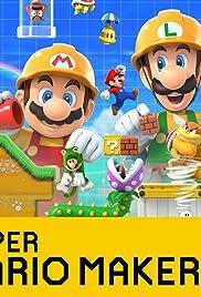 Super Mario Maker 2 Poster