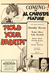 Dorothy Devore and Walter Hiers in Hold Your Breath (1924)