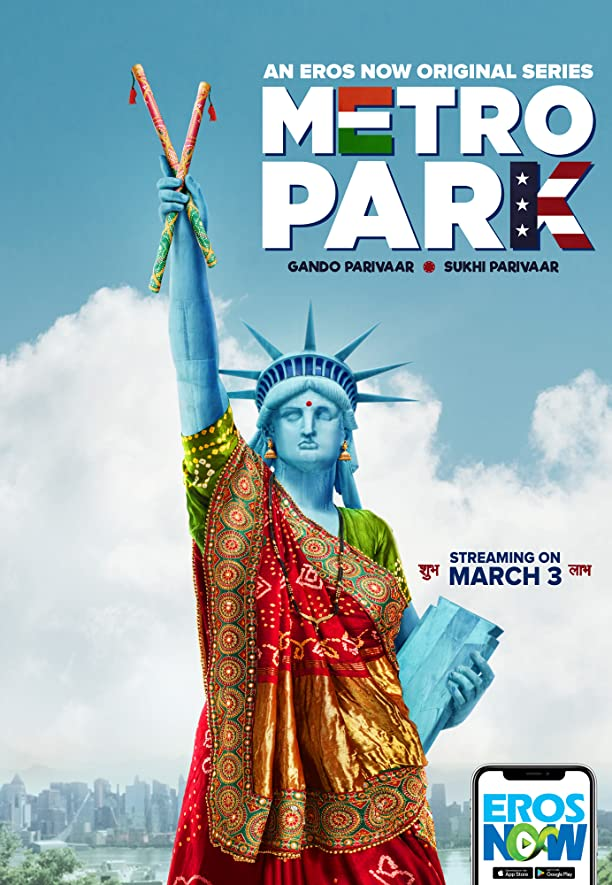 Metro Park (2019) 720p HEVC HDRip Hindi S01 Complete  x265 AAC ESubs (1GB) Full Movie Download