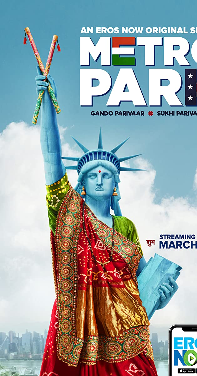 Download Metro Park or watch streaming online complete episodes of  Season 1 in HD 720p 1080p using torrent